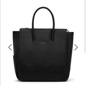 NEW • Matt & Nat • Percio Vegan Leather Diaper Bag